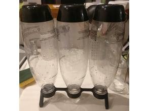 Sodastream bottle stand