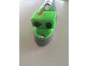 Raptor/Volantex Firstar 2.0 camera pan