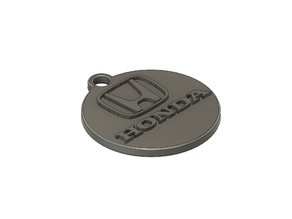 Keychain Honda (3)