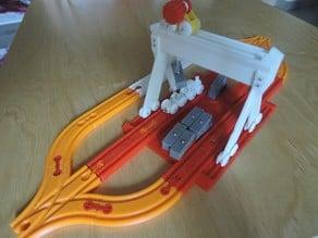 brio mini: crane