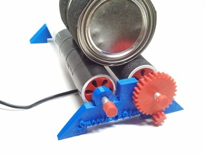 Smooth-O-Matic Parts Polisher and Rock Tumbler