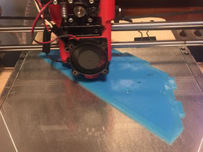 Printrbot Plus 2.1 - New Plastic Extruder + Ubis 13S upgrade!
