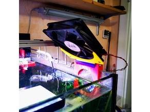 Fish Tank Fan holder V2