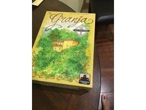 La Granja Organizer - Remixed for 200mm Printing