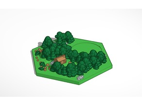 landscape - wood