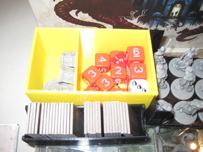 Lobotomy dice, altar, first player token box