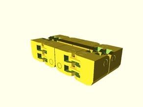 Customizable Fidget Cube