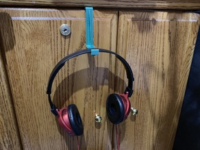 Headphone Hook