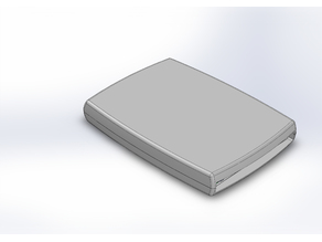 "Cover case for HDD-SSD 2.5"" (Rev.00)"