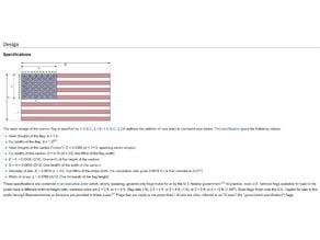 USA Flag per G-Spec