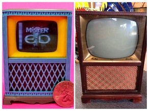 """Working Miniature """"Television"""" v2.0"""