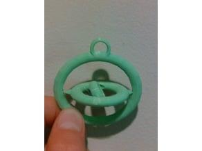 Air Spinner Pendant