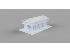Parthenon Hidden Box 2.0