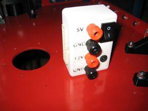ATX Powersupply quick lab connector