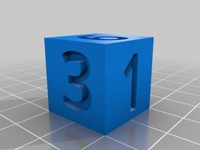dice(numeral)