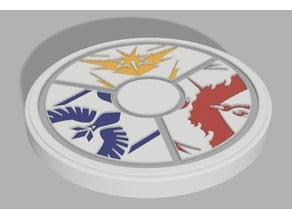 Team Medallion - Pokemon GO