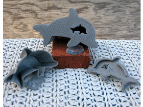 Dolphin and Shark Boxes