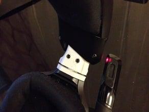 Logitech G35 Headphone speaker holder