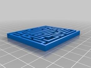 3D Tin Maze