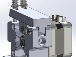 Versatile filament drive