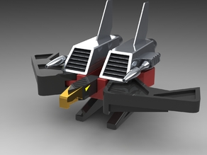 Laserbeak - Simple Transforming Cassette