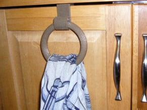 Towel Ring for flush doors