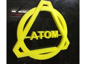 www.tesla-filament.com atom logo by TESLA