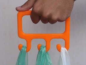 Bag Holder - Shopping Handle