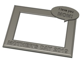 Customizable Mother's Day Frame