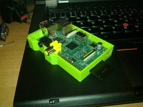 Another Raspberry Pi case