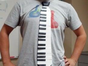 Piano Neck-Tie