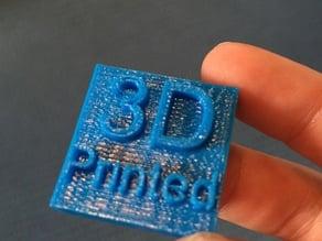 Back to School: 3D Printed Locker/Fridge Magnets!