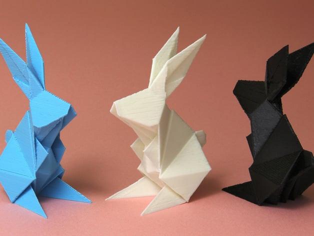 Origamix Rabbit By Mirice