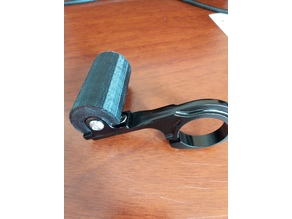 Bicycle Handlebar Extension for GoPro support