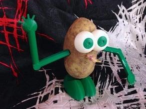 Mr. Vegetable Head