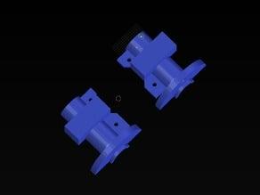 Da Vinci anti-wobble Z with bearing insert (idea)