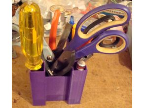 The Tool Castle - Tool Holder