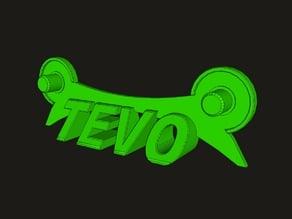 TEVO Tarantula 3D - Filament Spoolholder