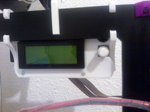 Smart LCD case for prusa i3