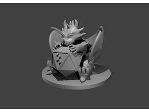 DOTS RPG Project Mascot Dragon!