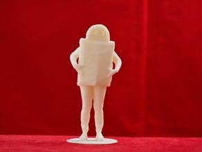 MakerFaire Robot Mascot