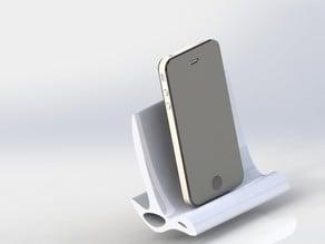 Bio-morphic Smart Phone Stand