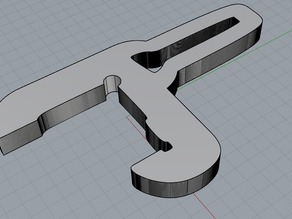 Replicator 2 & 2X Timing Belt Wrench