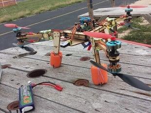 Y6 Hexacopter