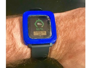 Pebble Time Face Plate