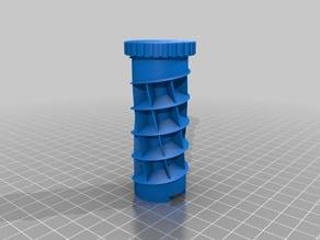31 Day Spiral Pill Box Русский