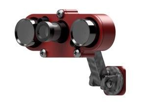 Raspberry Camera Mount Enhanced version
