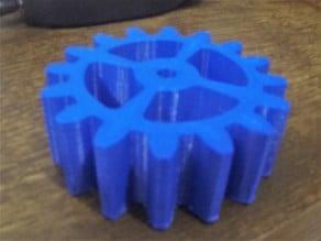 Spur Gear 3mm Module (BIG) z16