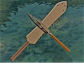 Killmonger's Weapons