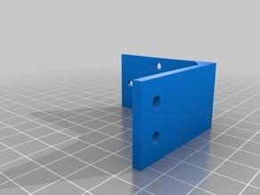 HE3D EI3 back proximity sensor(cube type) holder